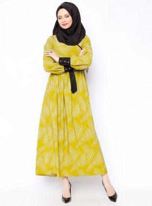 Anvelop günlük elbise