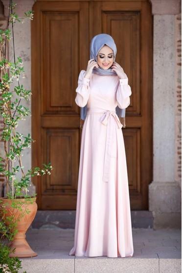 Anvelop tesettür elbise