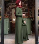 Pınar Şems tesettür tulum