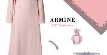 Armine 2017 elbise