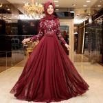 Pınar Şems Melike abiye