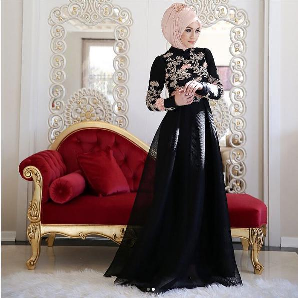 Büyük Beden Abiye Elbise Modelleri 2019