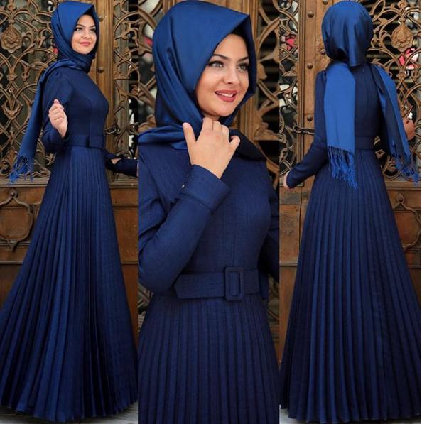 Pınar Şems 2018 elbise