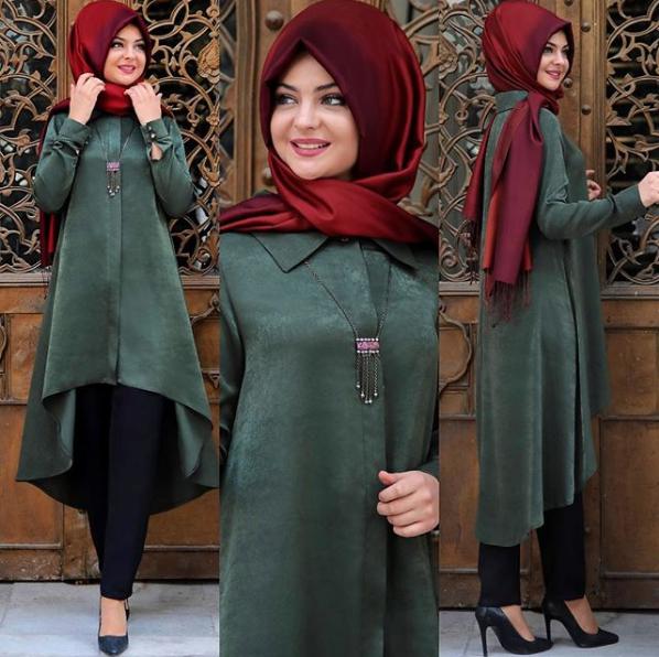 Pınar Şems 2018 tunik