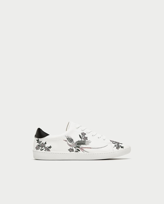 Zara indirimli spor ayakkabı