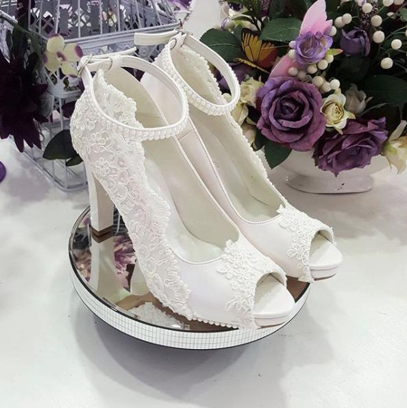 Gelin ayakkabısı 10