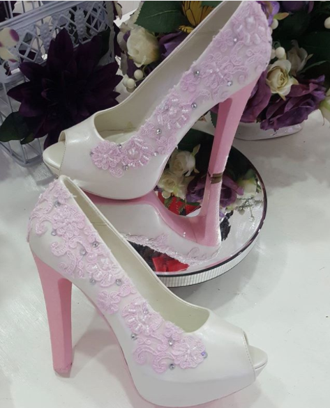 Gelin ayakkabısı 11