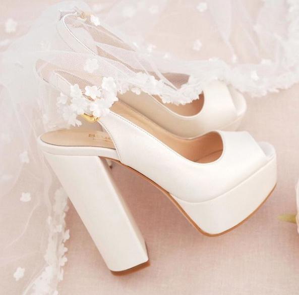 Gelin ayakkabısı 2