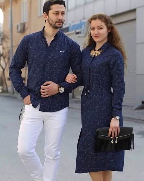 Gömlek elbise kombini 2018