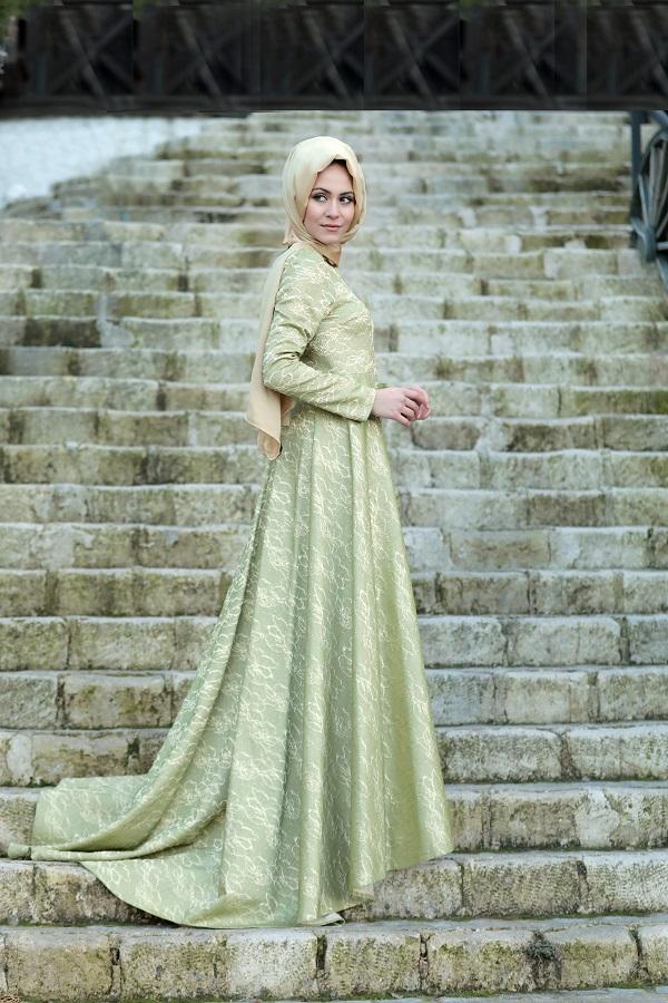 Minel Aşk 2018 elbise