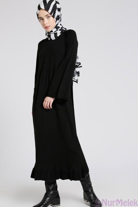 Uzun triko elbise kombinleri-11