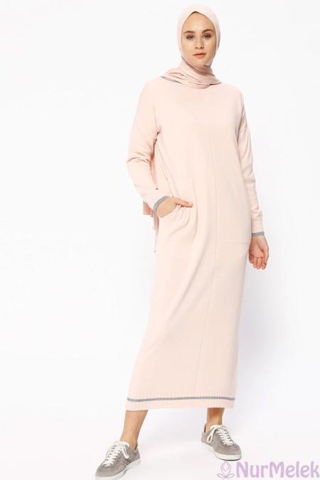 Uzun triko elbise kombinleri-3