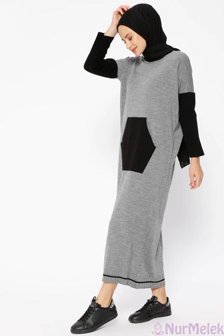 Uzun triko elbise kombinleri-5