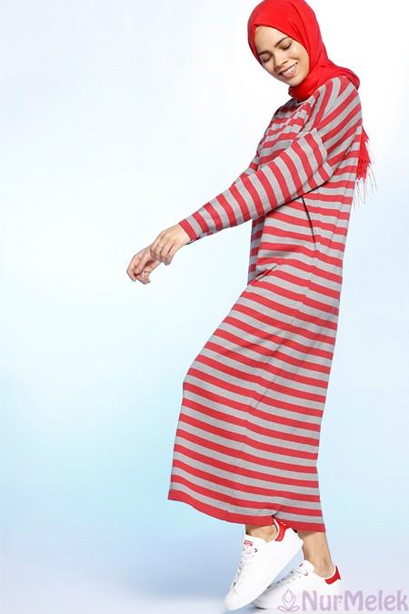 Uzun triko elbise kombinleri-8