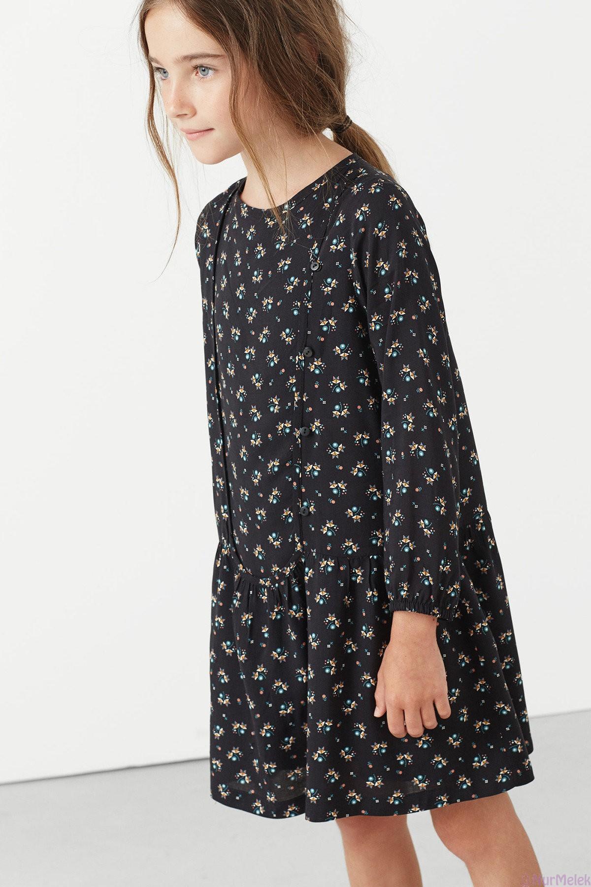 12-13-14-15 yaş kız çocuk elbisesi-3