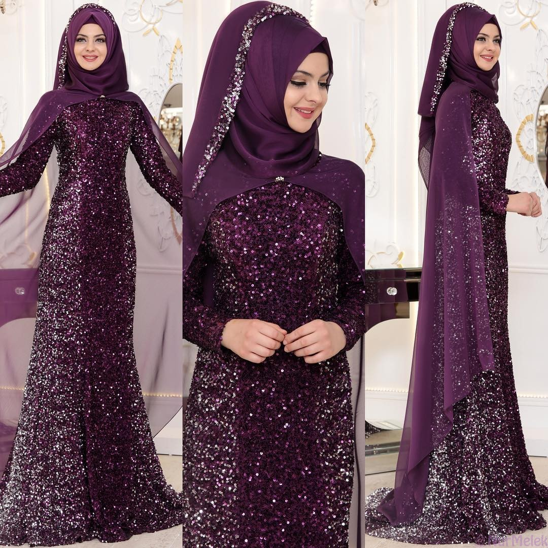 haute couture tesettür abiye-12