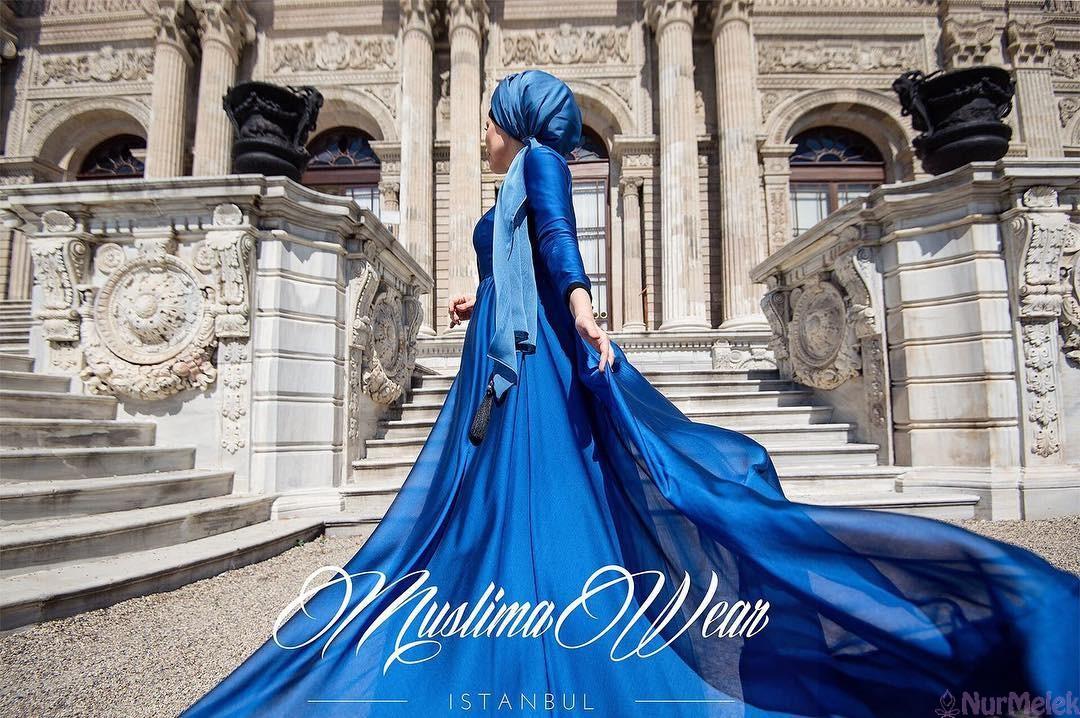 haute couture tesettür abiye-6