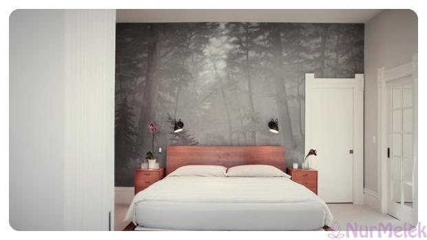 farklı yatak odası modeli 2019