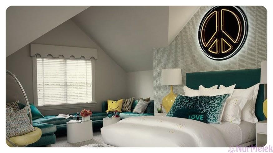 kız yatak odası 2019