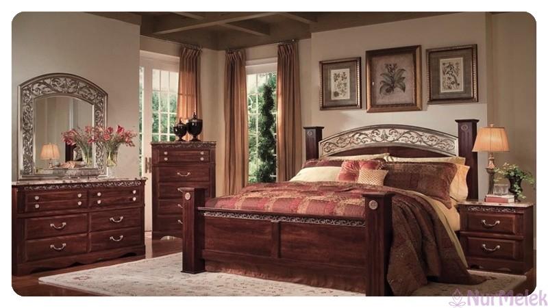 klasik yatak odası modeli 2019-3