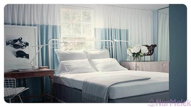küçük yatak odası fikiri 2019