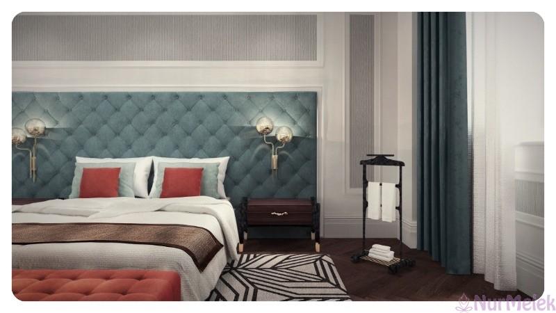 modern yatak odası 2019