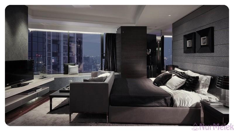 modern yatak odası modeli 2019-2