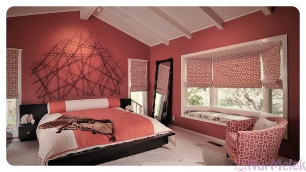 modern yatak odası modeli 2019-3