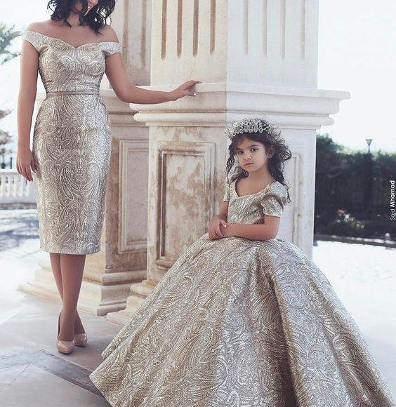 abla kardeş abiye elbise modeli