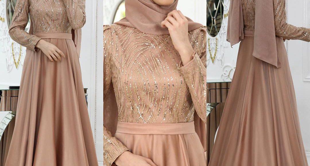 pınar şems tesettür söz elbisesi